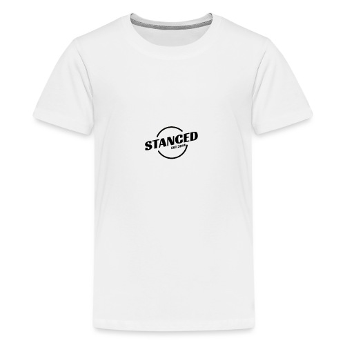stanced racing - Teenager Premium T-Shirt