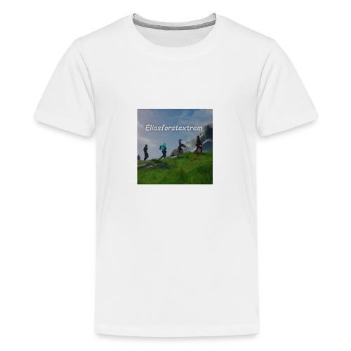 Eliasforstextre - Teenager Premium T-Shirt