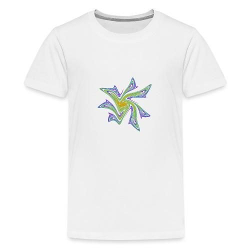 Seestern Seeigel Meerestiere Ozean Chaos 2721grbw - Teenager Premium T-Shirt