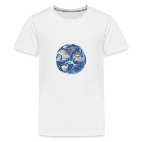 Tree of Life Fantasy Tree Wonderland 71ice - Teenage Premium T-Shirt