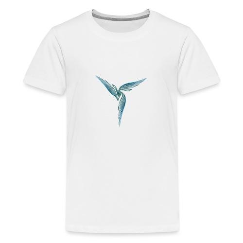 Bird Bird of Paradise Cockatoo Icarus Chaos 4395oce - Teenage Premium T-Shirt