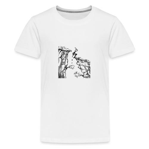 Österreich - Teenager Premium T-Shirt