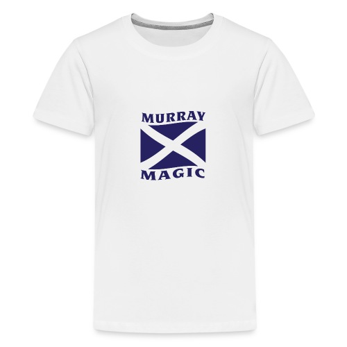 Murray Magic - Teenage Premium T-Shirt