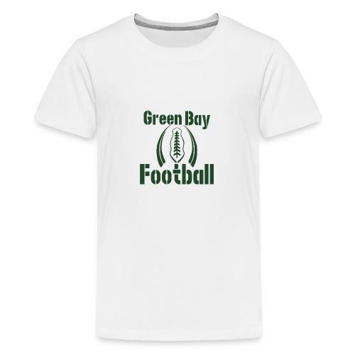Green Bay Tasse - Teenager Premium T-Shirt