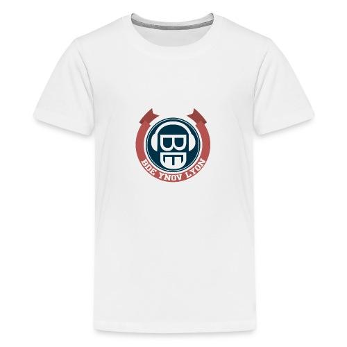 Mug BDE Ynov Lyon Classic - T-shirt Premium Ado