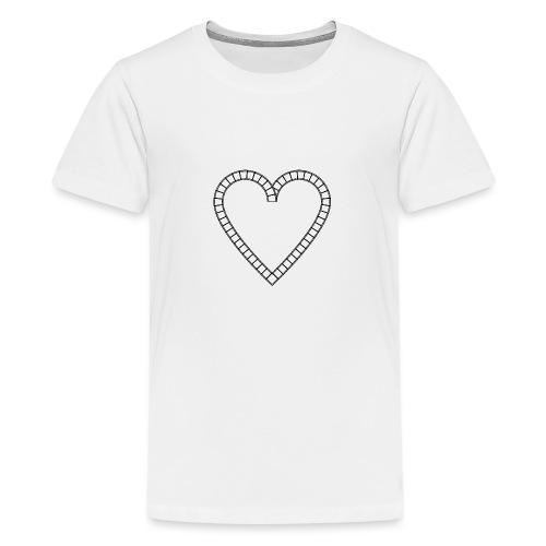 Isle of Love Movie - Teenage Premium T-Shirt
