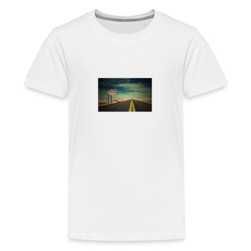 las vegas hd - Teenager Premium T-Shirt