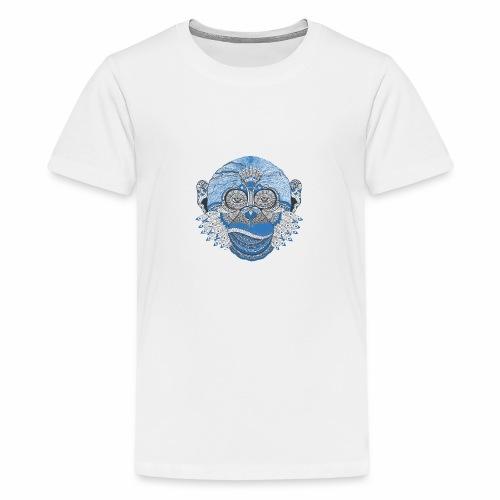 Affe - Teenager Premium T-Shirt