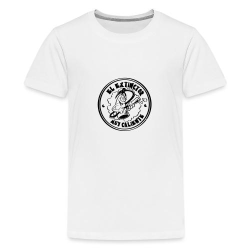 extinctor_1 - T-shirt Premium Ado