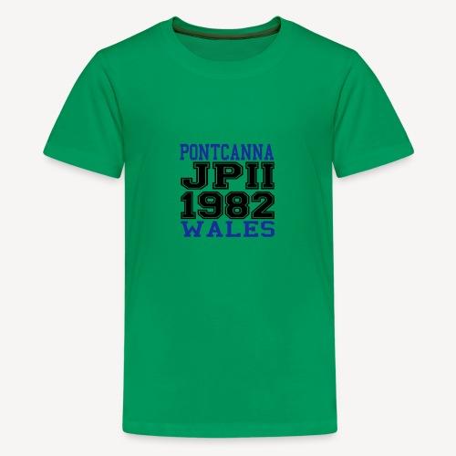 PONTCANNA 1982 - Teenage Premium T-Shirt