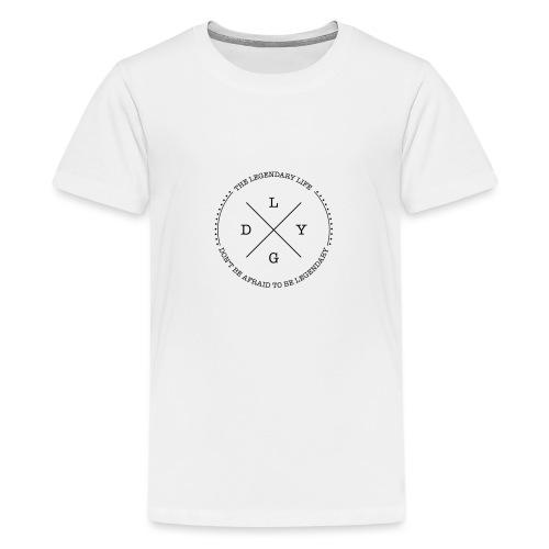 The Legendary Life Classic T - Teenager Premium T-Shirt