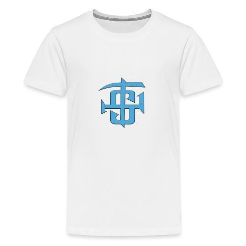 TriLieStar Male Sweater - Teenage Premium T-Shirt