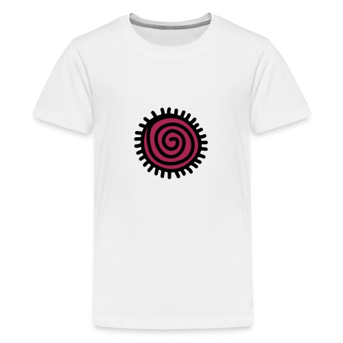 Azteq Sun - Teenager Premium T-Shirt