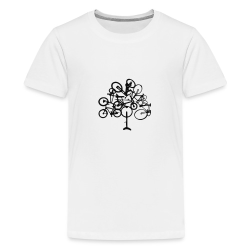 Treecycle - Teenage Premium T-Shirt