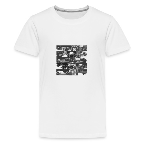 Lots of Caterhams - Teenage Premium T-Shirt