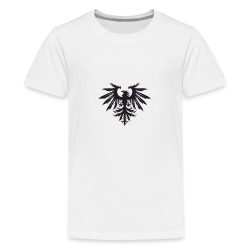 NEW Bird Logo Small - Teenage Premium T-Shirt