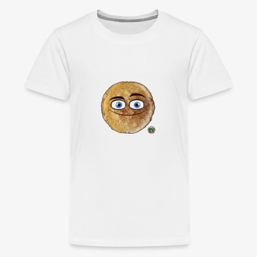 Pannekaka - Premium T-skjorte for tenåringer