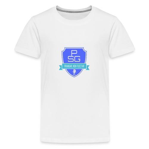 Il logo ufficiale della Domovip Porcia - Maglietta Premium per ragazzi