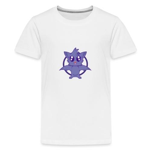 kawaii bat - T-shirt Premium Ado