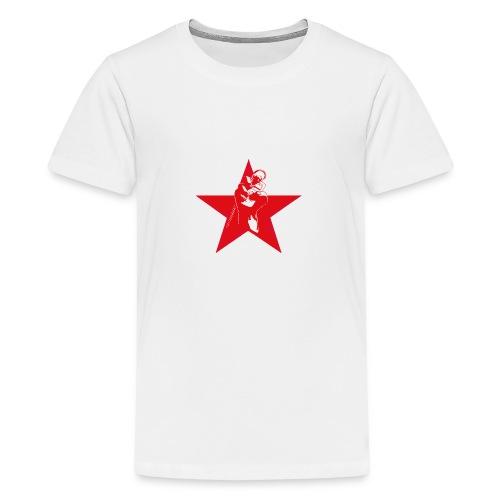 Ipod revolution - Premium-T-shirt tonåring