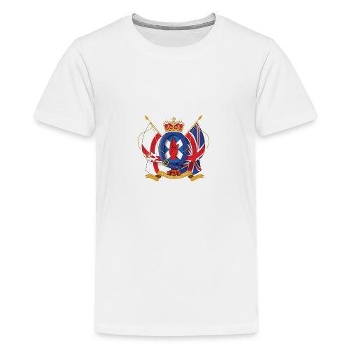Scottish Loyalists - Teenage Premium T-Shirt