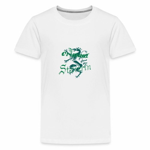original steirerin - Teenager Premium T-Shirt