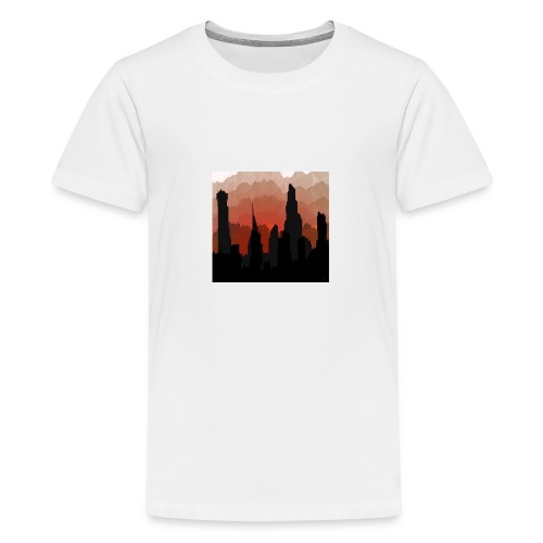 SCAPE1 - Teenage Premium T-Shirt