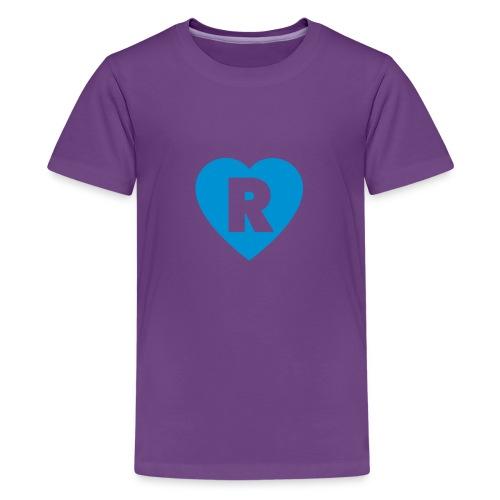 cuoRe - Maglietta Premium per ragazzi