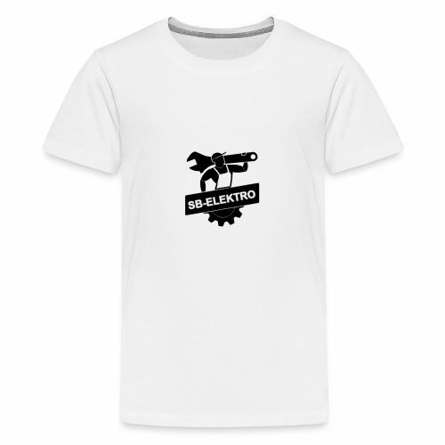 SB transp 1000 png - Teenager premium T-shirt