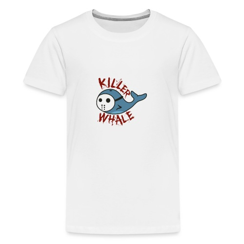 Killer Whale - Teenager Premium T-Shirt