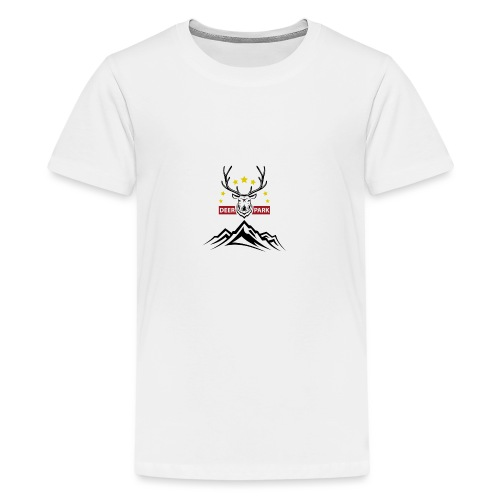 Deer Park - Teenage Premium T-Shirt