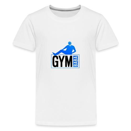 gym-baba-2 dgrd - T-shirt Premium Ado