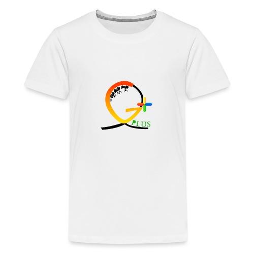 Logo Gardaland Plus - Maglietta Premium per ragazzi