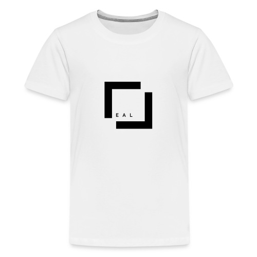 REAL LOGO - Teenager Premium T-Shirt