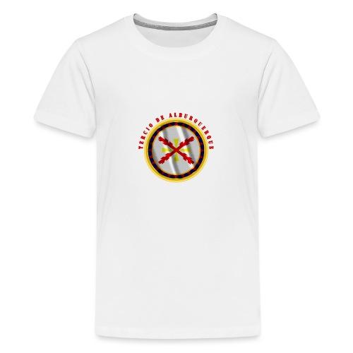 Tercio de Alburquerque - Camiseta premium adolescente