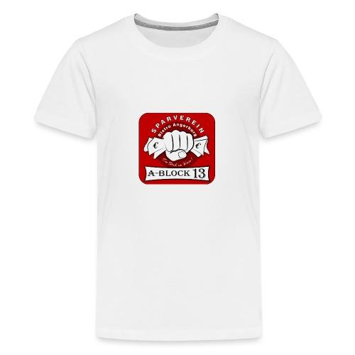 A Block13 Variante 1 - Teenager Premium T-Shirt