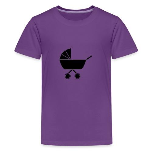 Kinderwagen - Teenager Premium T-Shirt