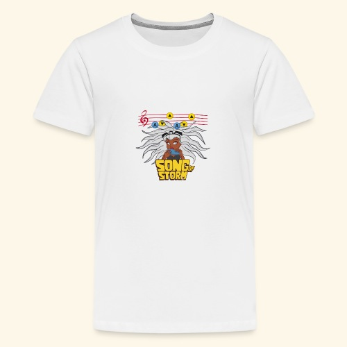 Song of Storm - Teenager premium T-shirt