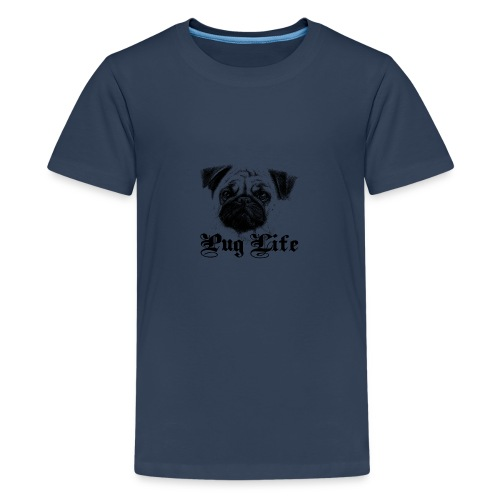 La vie de carlin - T-shirt Premium Ado