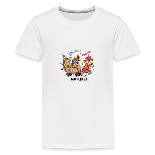 Bolderker - Teenager Premium T-shirt