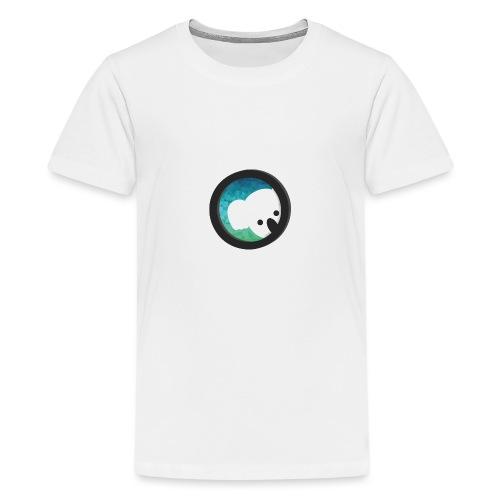 Koala Emerald Design - Teenage Premium T-Shirt