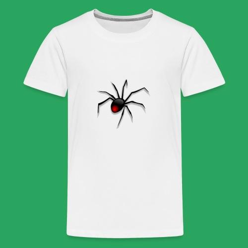 spider logo fantasy - Maglietta Premium per ragazzi