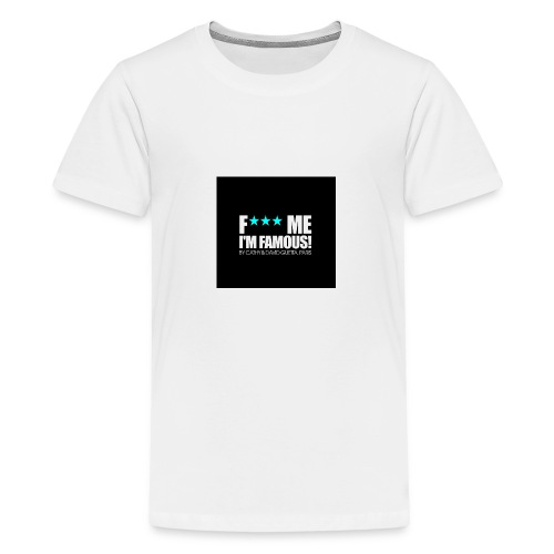 FMIF Badge - T-shirt Premium Ado