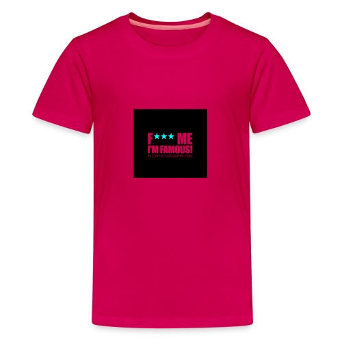 FMIF Badge - T-shirt Premium Ado