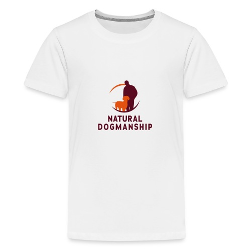 Natural Dogmanship Weste - Teenager Premium T-Shirt