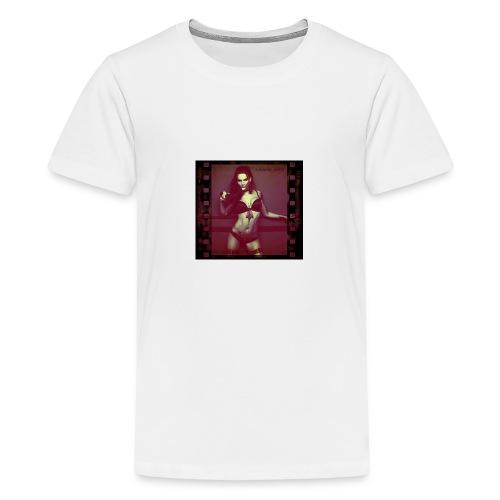 Zolyana Paris - Teenage Premium T-Shirt