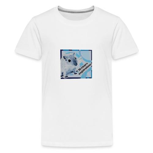 Gerbiili - Teinien premium t-paita