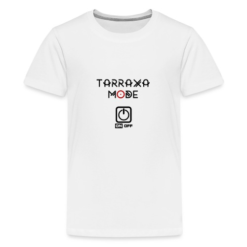 Tar Mode Black png - Teenage Premium T-Shirt