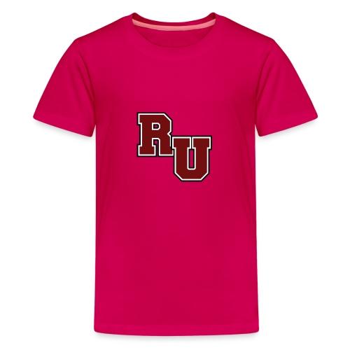 rusk - Teenage Premium T-Shirt