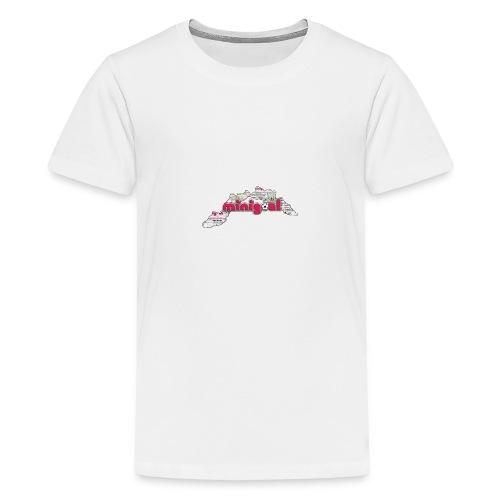 Maglietta ragazzi (Liguria) - Maglietta Premium per ragazzi
